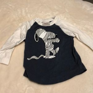 Hanna Andersson snoopy Halloween top